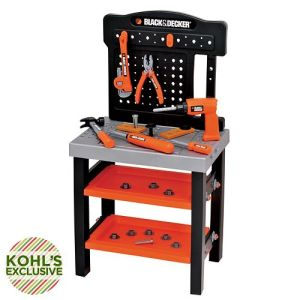 black and decker workbench toy