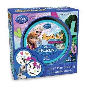 frozen spot it game