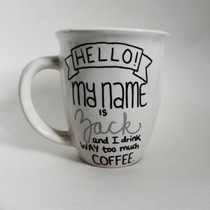 peachhcake mug