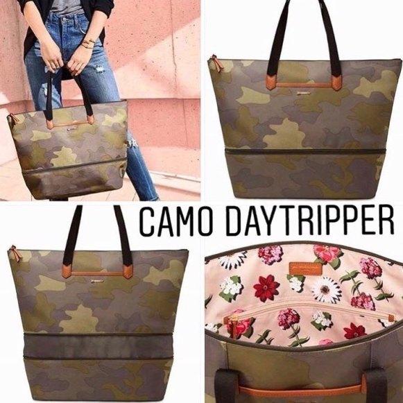 camo day tripper