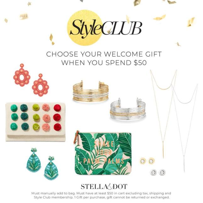 style club gifts